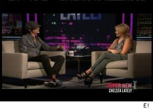 Chelsea Handler Discusses the Size of Tommy Lee's ... Manhood
