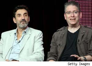 Chuck Lorre, Bill Prady