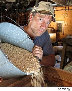 Mike Rowe of 'Dirty Jobs'