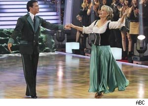 Florence Henderson on 'Dancing With the Stars'