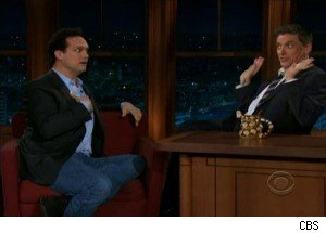 Craig Ferguson Is Amazed by Drew Carey's 80 Pound Weight Loss