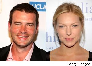 Scott Foley, Laura Prepon