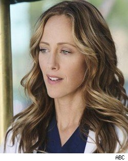 Kym Raver as Teddy Altman on Greys Anatomy