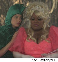 Gillian Jacobs and Yvette Nicole Brown