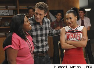 Mercedes and Santana team up in 'Glee' - 'Duets' on FOX