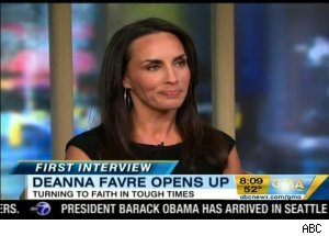Deanna Favre, 'Good Morning America'