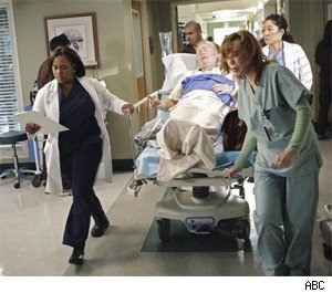 Seattle Grace in a rush for survival