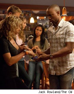 Aly Michalka and Robbie Jones