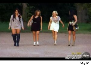 'Jerseylicious' Ladies Visit Texas