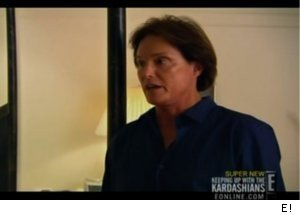 Bruce Jenner on 'Keeping Up with the Kardashians'