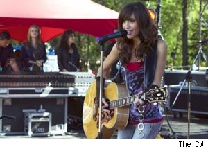 Kate Voegele on 'Life Unexpected'