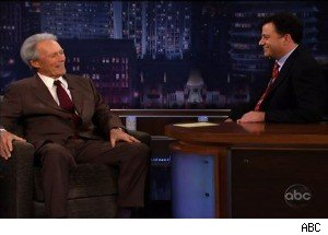 Clint Eastwood and Jimmy Kimmel Discuss Heaven and Hell