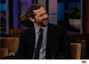 Judd Apatow Talks Meeting Obama on 'Tonight Show'