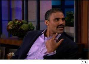 Rick Fox Talks About His 'Dancing With the Stars' Mustache