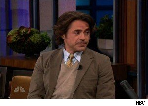 Robert Downey Jr. Wants a Baby -- But Has Started Smoking Again