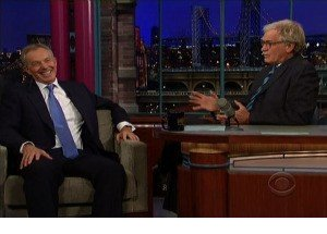 Was George Bush Dumb? David Letterman Tries to Answer This Question