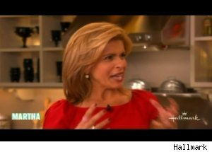 Hoda Kotb, 'Martha Stewart'