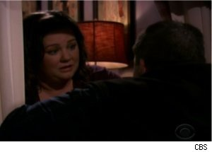 'Mike and Molly' Try to Reconcile at Her Window