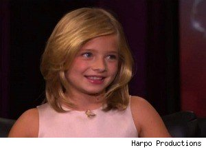 Jackie Evancho Would Like to Sing With Lady Gaga