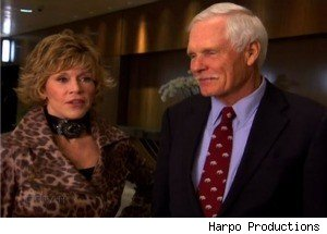 'Oprah' Reunites Jane Fonda With Ex-Hubby Ted Turner