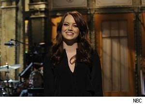 Emma Stone, Saturday Night Live