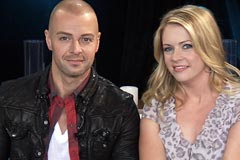 Outisde the Box Interview with Melissa Joan Hart and Joey Lawrence