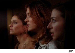 'Private Practice': Love in an Elevator