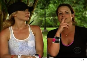 'The Amazing Race': Language Barrier for Brook and Claire