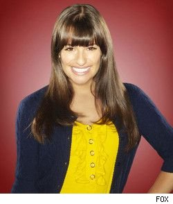 The Rachel Berry costume includes solid colors, a white smile and a fondness for Barbara Streisand numbers.