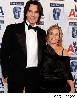 Rick Springfield and wife