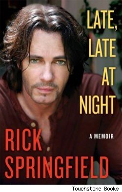 Rick Springfield Late Late at Night