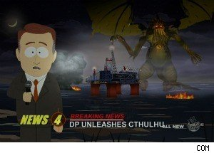 'South Park' Tackles the BP Oil Spill