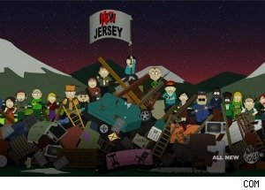 'South Park' Fights 'Jersey Shore' Invasion