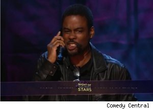 Chris Rock on 'Night of Too Many Stars'