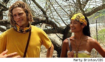 Fabio and Brenda, Survivor Nicaragua