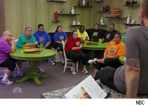 'The Biggest Loser' - '1 of 15 Eliminated'