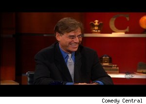 Aaron Sorkin, 'The Colbert Report'