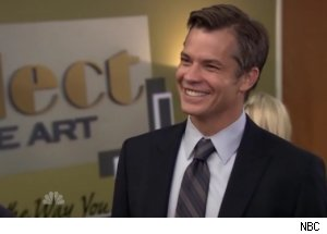 Timothy Olyphant in 'The Office'
