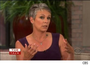 Jamie Lee Curtis, 'The Talk'