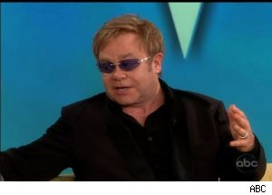 Elton John, 'The View'