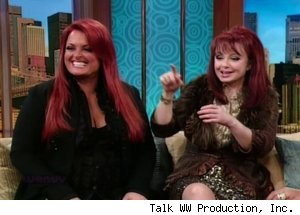 Wynona &amp; Naomi Judd, 'Wendy Williams'