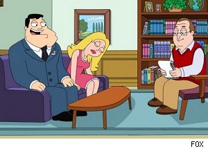 'American Dad' - 'White Rice'