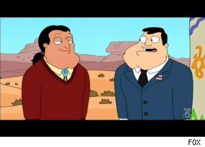 'American Dad' -- Rich Brother, Poor Brother