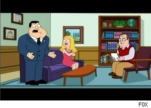 Jason Alexander Voices a Hypnotizing Shrink on 'American Dad'