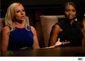 Stephanie, Liza Defend Themselves on 'Apprentice'