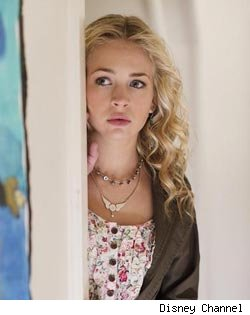 Britt Robertson in 'Avalon High'