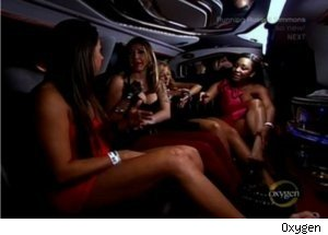 'Bad Girls Club' Ends with Cat Fight in Limo