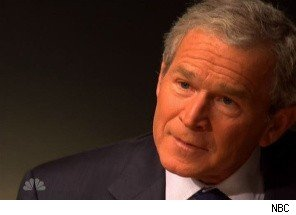George W. Bush on Starting the Wall Street 'Bailout': 'We Had to Do Something Big'
