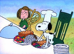 'A Charlie Brown Thanksgiving' is one of the holiday selections being offered at Slashcontrol