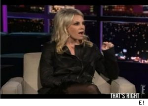 'Chelsea Lately': Monica Potter Talks Mics in the Bathroom